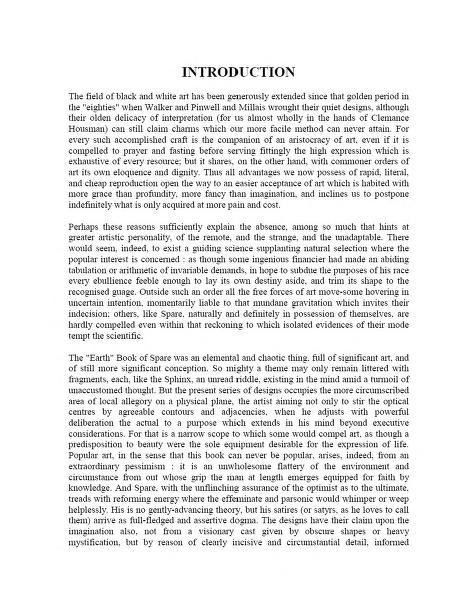 Austin Osman Spare - Le livre des satyres (1905) 00534