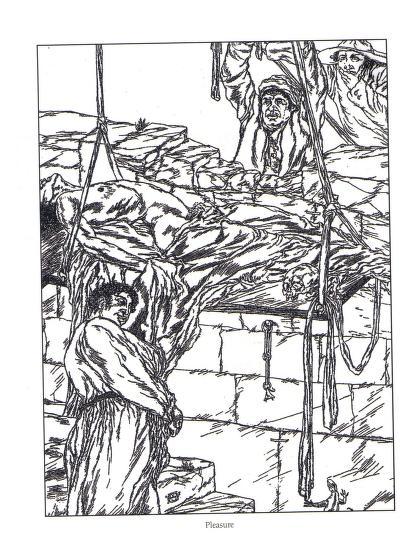 Austin Osman Spare - Le livre des satyres (1905) 00828