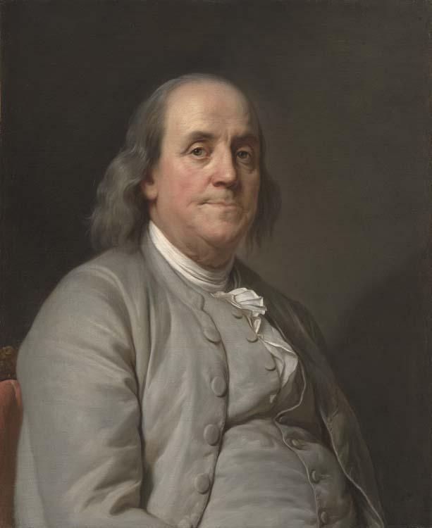 Benjamin Franklin, ses maîtresses et ses copines 01123