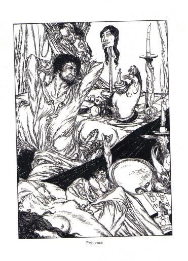 Austin Osman Spare - Le livre des satyres (1905) 01325