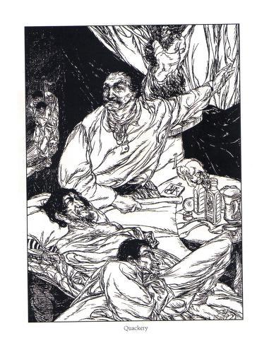 Austin Osman Spare - Le livre des satyres (1905) 01525