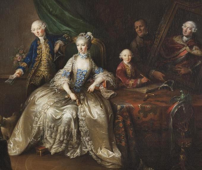 Benjamin Franklin, ses maîtresses et ses copines 01621