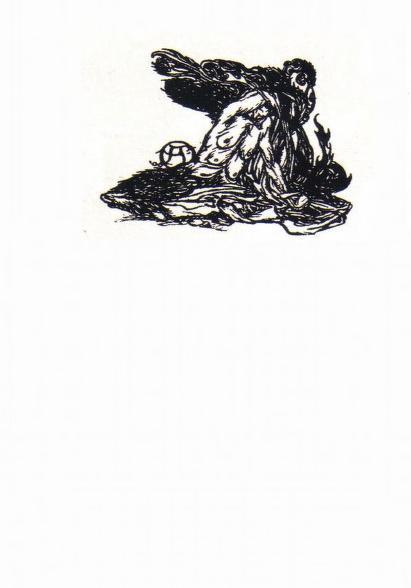 Austin Osman Spare - Le livre des satyres (1905) 01622