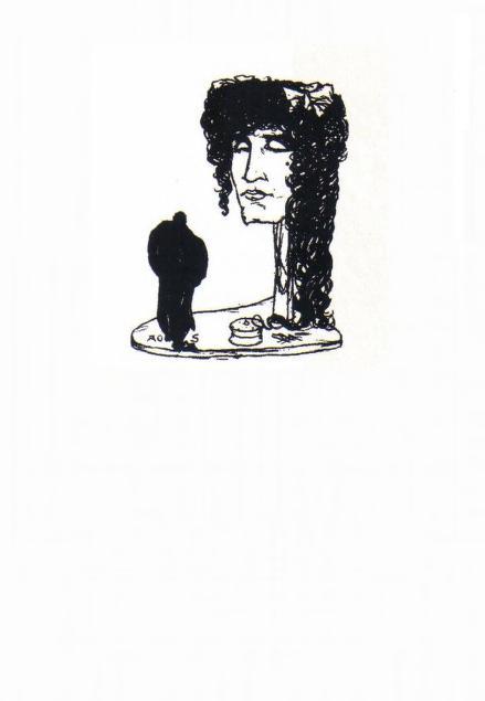 Austin Osman Spare - Le livre des satyres (1905) 01823