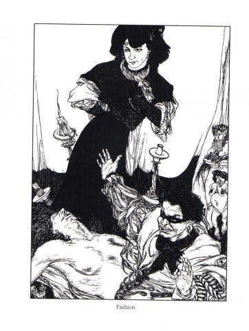 Austin Osman Spare - Le livre des satyres (1905) 01921