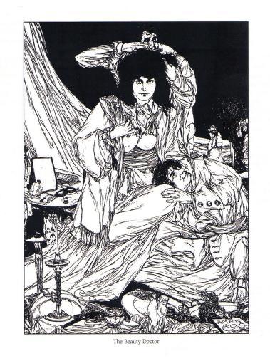 Austin Osman Spare - Le livre des satyres (1905) 02517