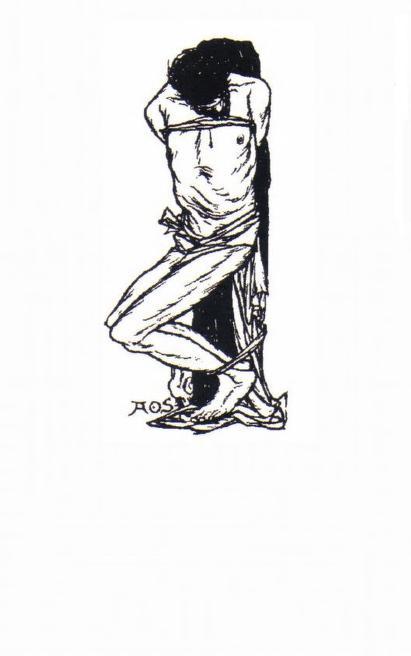 Austin Osman Spare - Le livre des satyres (1905) 02617