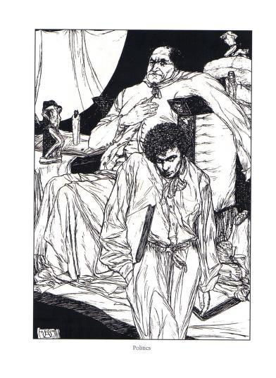 Austin Osman Spare - Le livre des satyres (1905) 02717