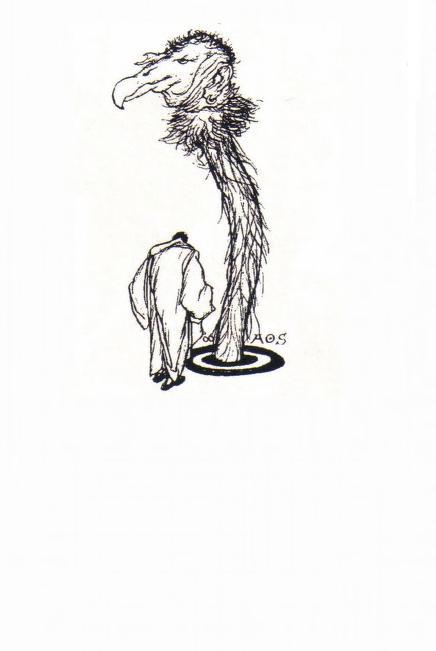 Austin Osman Spare - Le livre des satyres (1905) 02816