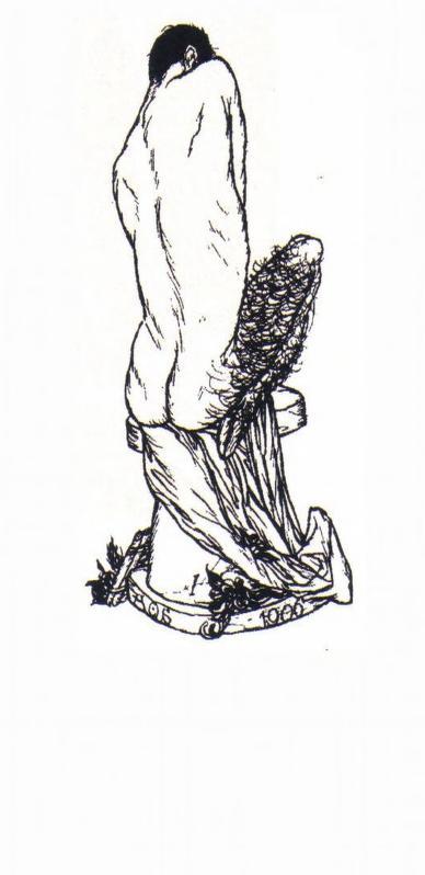 Austin Osman Spare - Le livre des satyres (1905) 03014