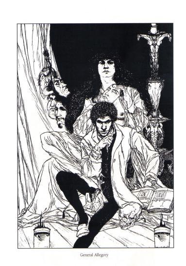 Austin Osman Spare - Le livre des satyres (1905) 03115