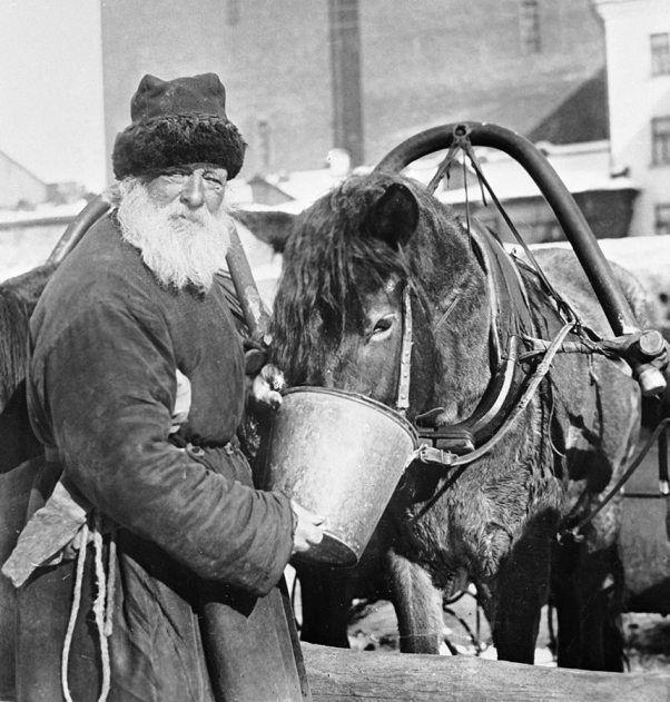 Зачем Москве были нужны «ваньки», «голубчики», «лихачи»? Origin10