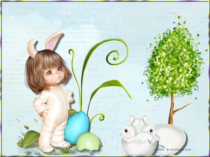 Fond écran Pâques Pyques10