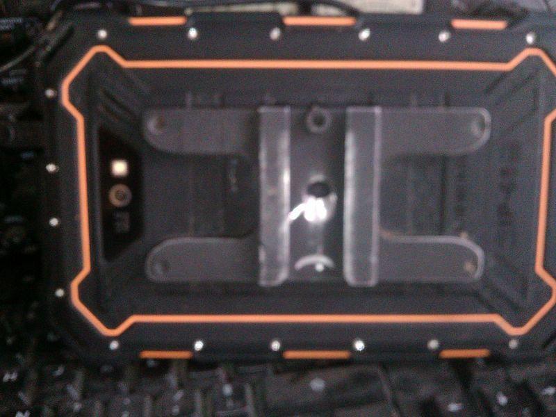 Tablette durcie étanche S933 IP68 Camera10