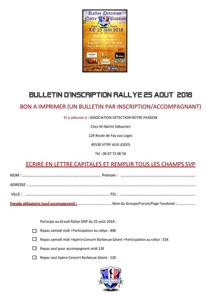RALLYE Seichebrieres 25 août 2018 28870210