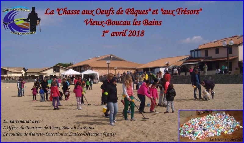 RALLYE chasse aux oeufs et tresors 01/04/2018 ( enfants) 29101410