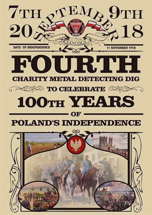 RALLYE 4th Charity Metal Detecting of Lincoln 7-9 Septembre 2018 N764p410