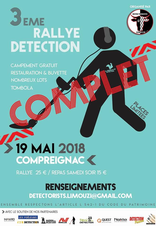 RALLYE Compreignac 19 mai 2018 Rallye10