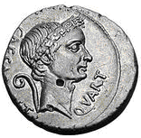 Glosario de monedas romanas. DICTADOR. 111