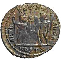 Glosario de monedas romanas. DIÓSCUROS. 810