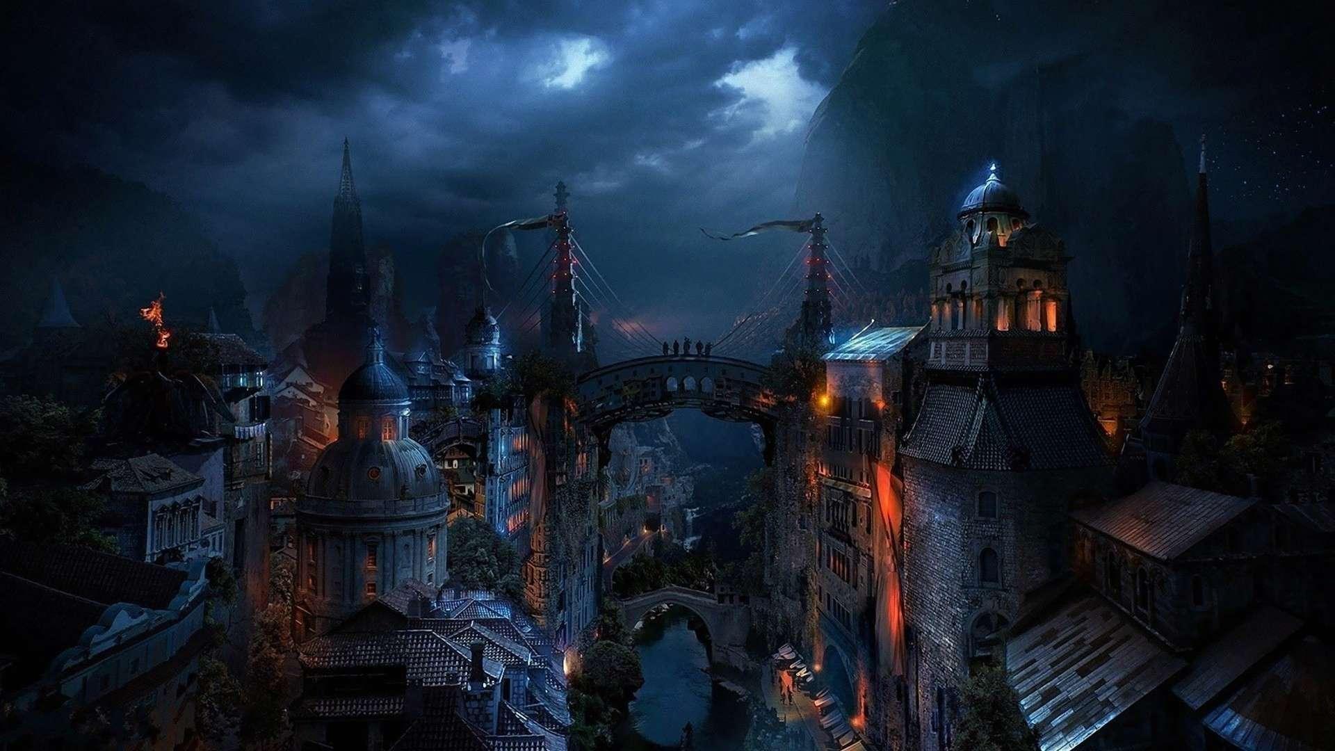 Дворецът на Локи Wallha10