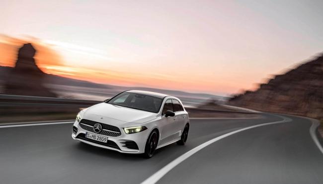 Vendas globais das marcas de luxo: Mercedes dispara em janeiro Alle-i10