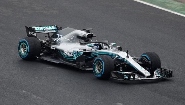 Mercedes lança carro para temporada 2018 da Fórmula 1 Valtte10