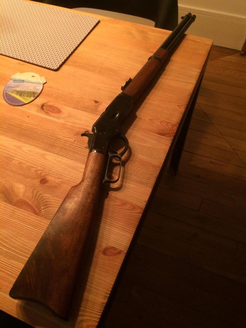 Précision Carbine Uberti 1873 44-40 25400812