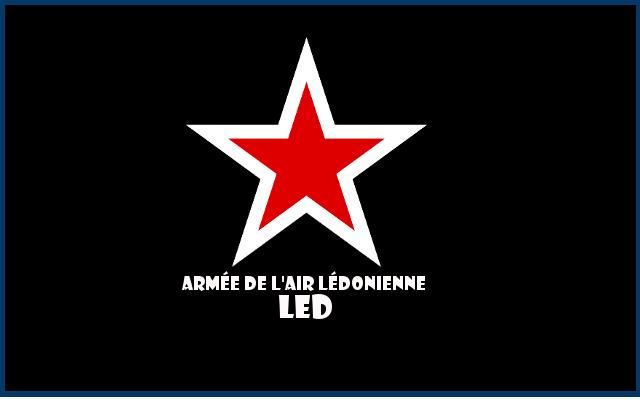 Etat de l'armée de l'air lédonienne Armyed13
