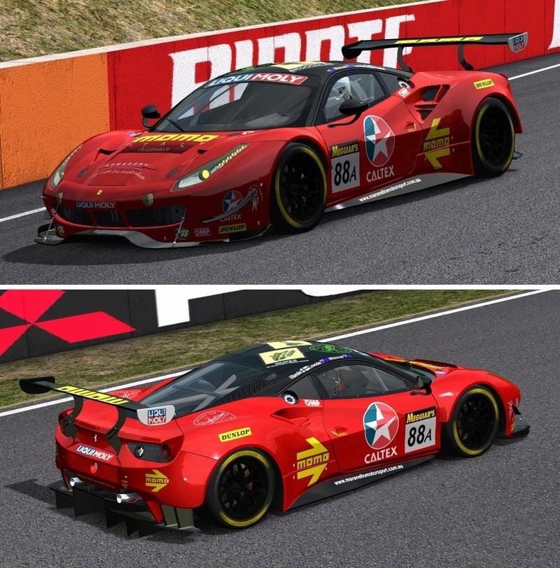Porsche Cup Challenge with Ferrari GT3 & LeMans Lola Series add-on  1_mara10
