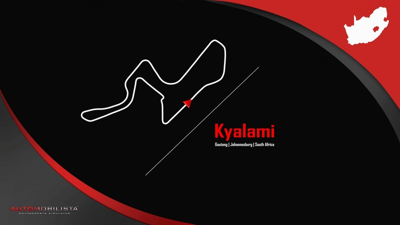 AMS track updates by Climax F1 2014ky10
