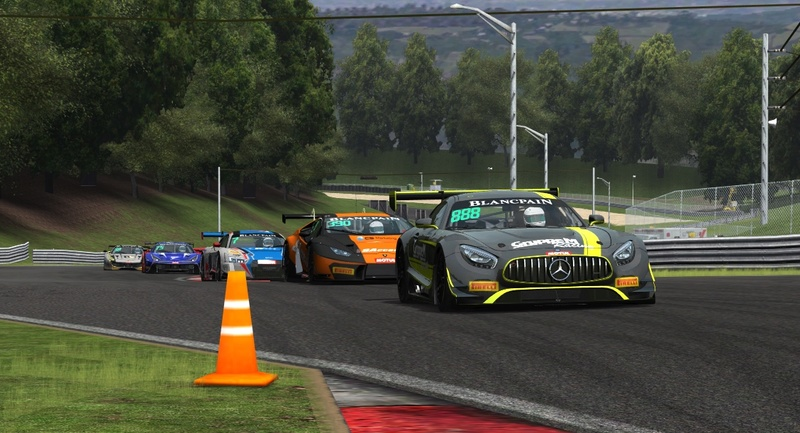 AMS track updates by Climax F1 Birmin20