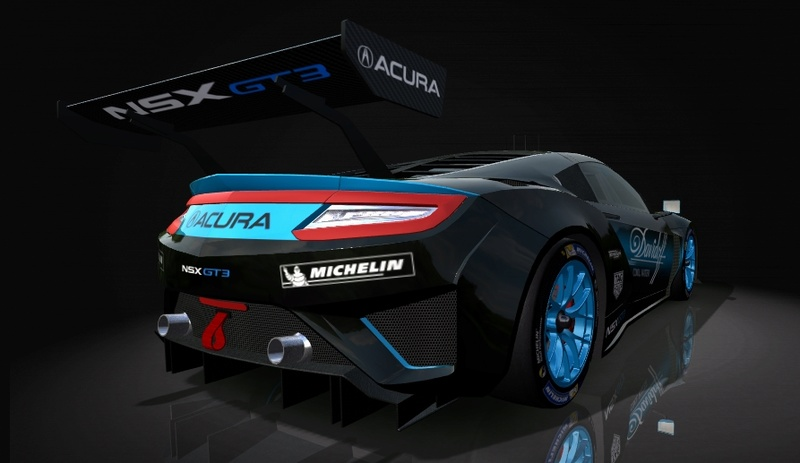 (DELETED) Acura NSX GT3 - Page 5 Davido12