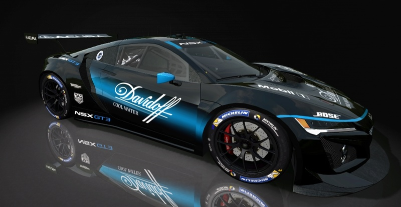 (DELETED) Acura NSX GT3 - Page 5 Davido17
