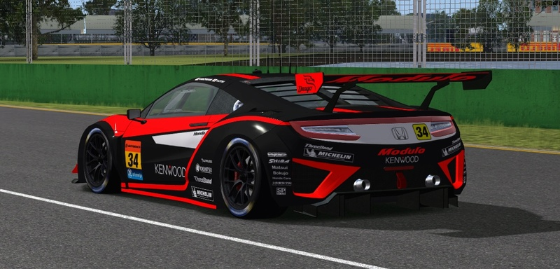 (RELEASE) Acura NSX GT3 - Page 10 Drago_13