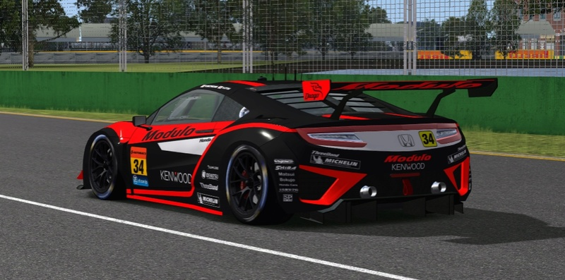 (RELEASE) Acura NSX GT3 - Page 10 Drago_15