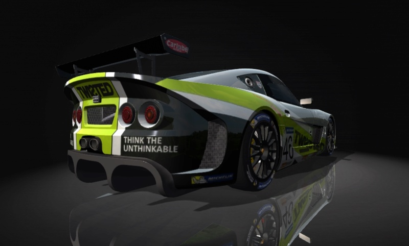 Ginetta GT4 SuperCup Skin Pack & Texture Upgrade Patch Ginett12