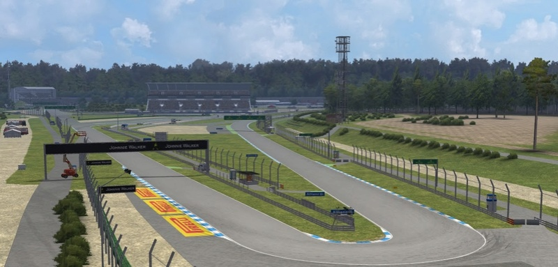 AMS track updates by Climax F1 Hocken12