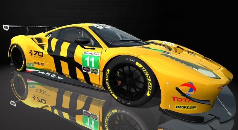 Porsche Cup Challenge with Ferrari GT3 & LeMans Lola Series add-on  Hublot10