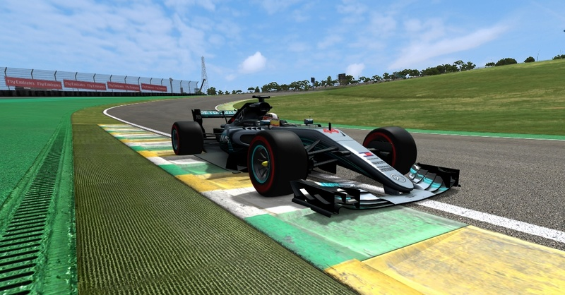 AMS track updates by Climax F1 Interl13