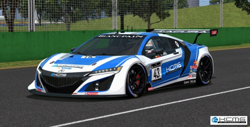 (RELEASE) Acura NSX GT3 - Page 10 Kcmg_m16