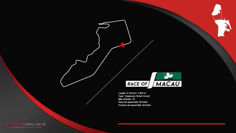 AMS track updates by Climax F1 Macau_10