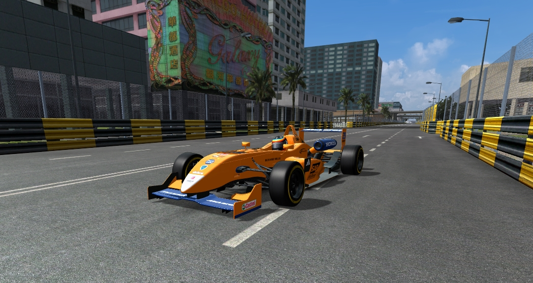 AMS track updates by Climax F1 Macau_11