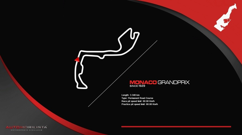 AMS track updates by Climax F1 Monaco10