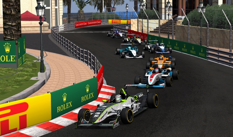 AMS track updates by Climax F1 Monaco13