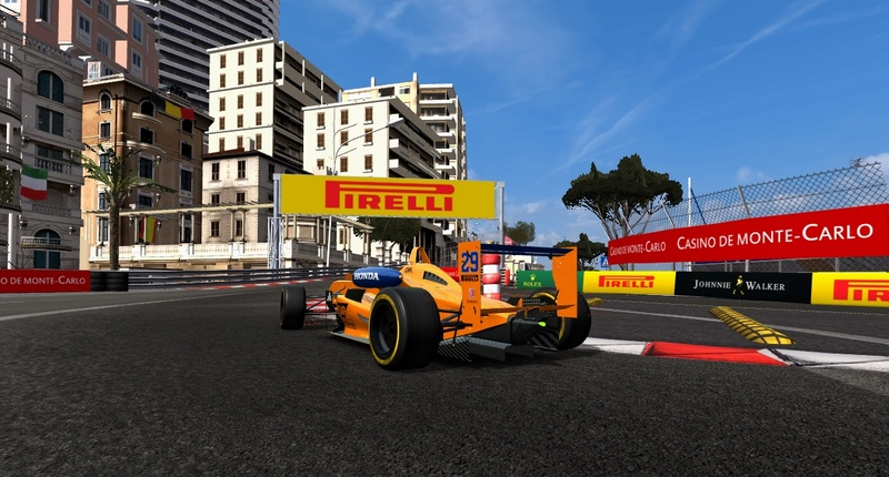AMS track updates by Climax F1 Monaco15