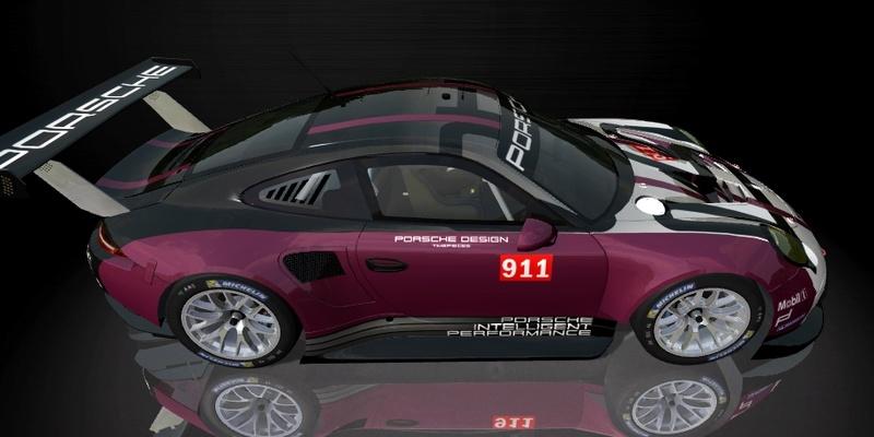 Porsche Cup Challenge with Ferrari GT3 & LeMans Lola Series add-on  Porsch12