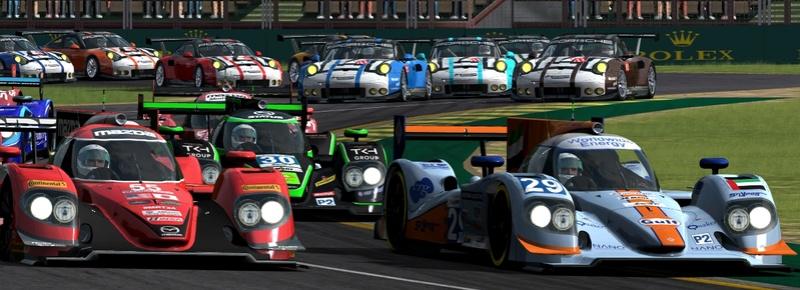 Porsche Cup Challenge with Ferrari GT3 & LeMans Lola Series add-on  Porsch15