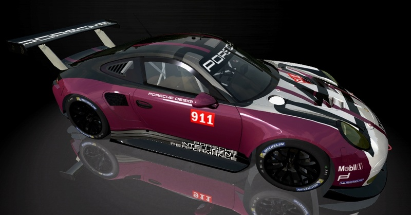 Porsche Cup Challenge with Ferrari GT3 & LeMans Lola Series add-on  Porsch16
