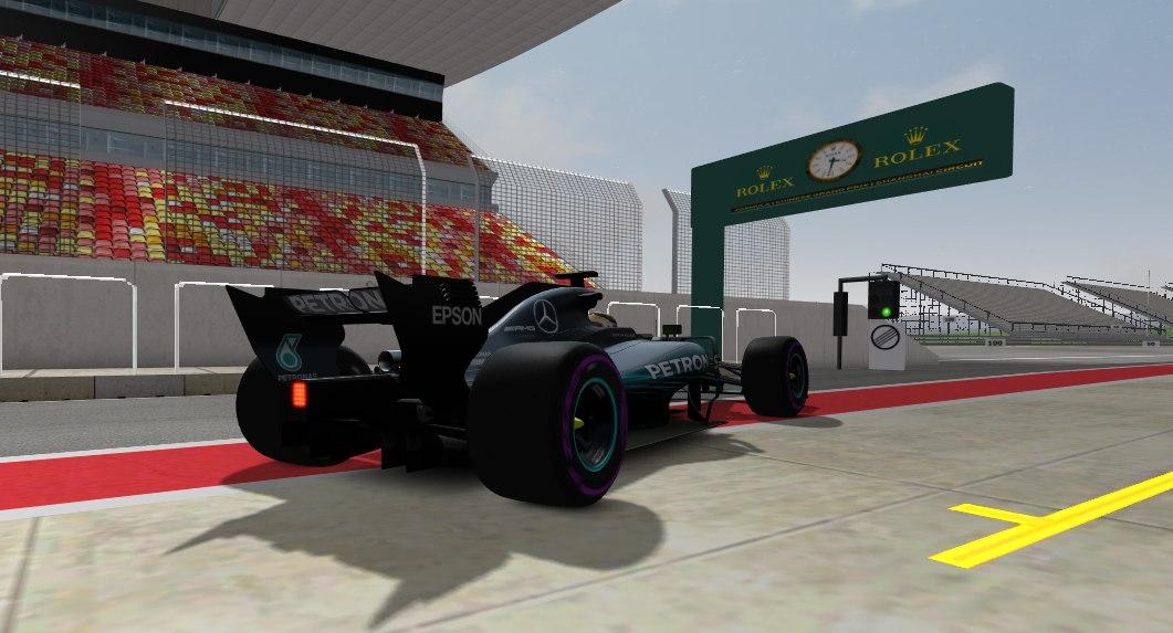 AMS track updates by Climax F1 Shangh11